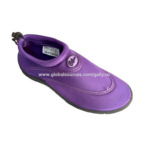 Mens Aqua Socks Yoga Water Beach Shoes Quick-Dry Aqua Swim Sneakers Size 7-12