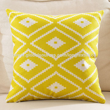 Sublimation printing cushion cover