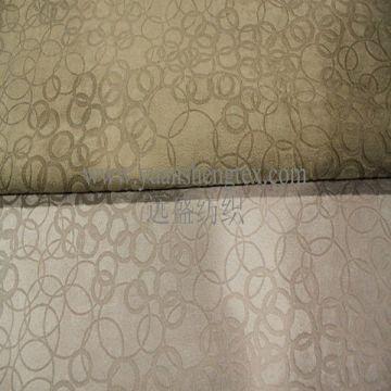 Burnout Polyester Sofa Upholstery Velvet Fabric China