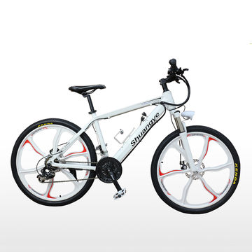 China Green power 26'' magnesium alloy wheels low price electric bike Chinese