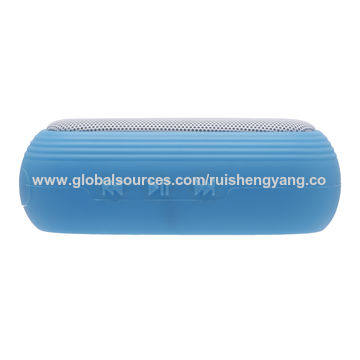 China USB Charging/Aux-in/FM Radio/Portable Bluetooth Speaker for Android and iOS System