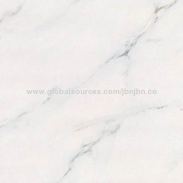 Volakas White Carara Marble Porcelain Tiles China