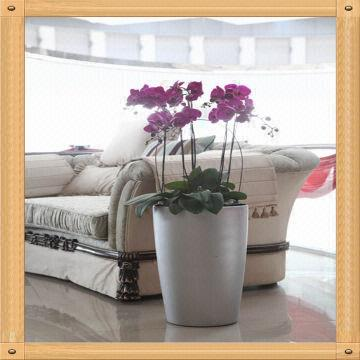 China Long Decor Flower Pots Nursery Plastic Plant