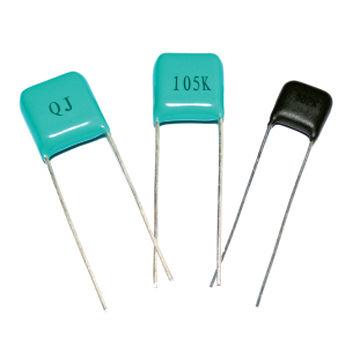 High Temperature Lead Multilayer Ceramic Capacitor, Leaded High Temp