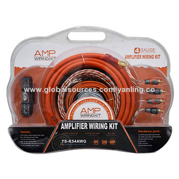 china 6ga factory outlets high performance amp kit car wiring