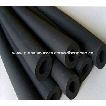... China Closed cell foam nitrile rubber insulation tube for split air conditioner ... & Closed cell foam nitrile rubber insulation tube for split air ...