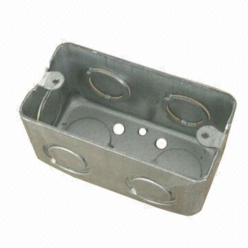China Rectangle metal handy/electrical junction box 0.8 to 1.6mm  sc 1 st  Global Sources : j box electrical - Aboutintivar.Com