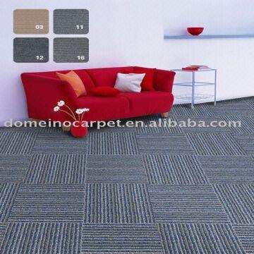 Carpet Tile Office Carpet Pvc Backing Polypropylene Carpet Acrylic