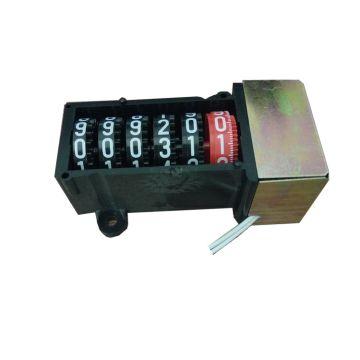 Black color stepper motor counter | Global Sources
