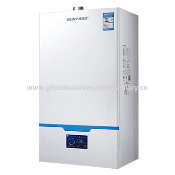 Wall-mounted Natural Gas Boiler for Heating and Hot Water ...