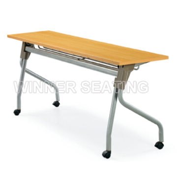 Foldable Conference Tables Meeting Tables WL Global Sources - Fold away conference table