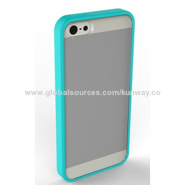 China TPU/PC over mold cases with perfect protection, easy to carry