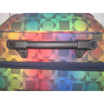 China Trolley bag, Made of 600D/PU, with hot-transfer printing,with Large Mian compartment