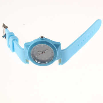 China Colorful High Quality Silicone Watch