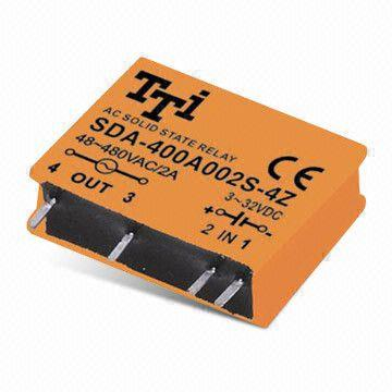 Solidstate Relay with Highspeed Reaction and Low Control Power