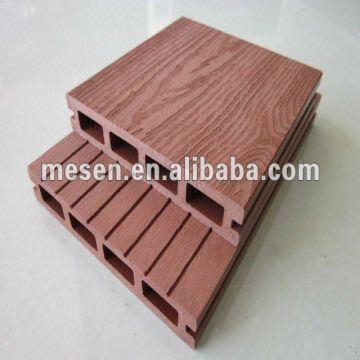 Wood Plastic Laminate Terrace Timber Deck/flooring | Global Sources