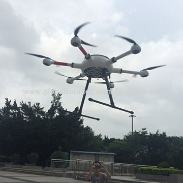 Drones professional UAV with ground station/flight time 60
