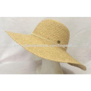 425991658da Women's Straw Hat, paper hat,summer hat, beach hat