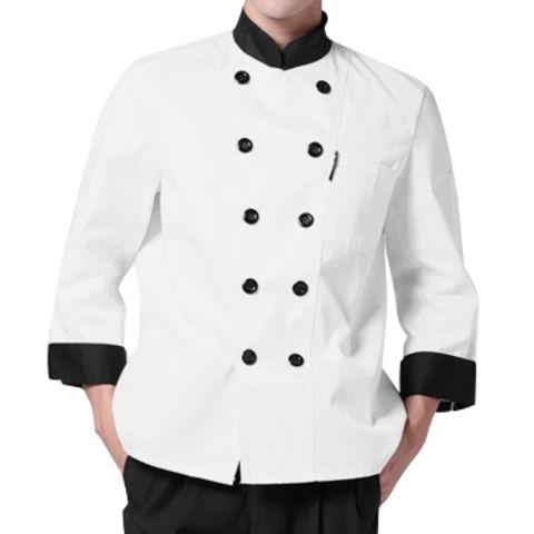 Summer chef coats