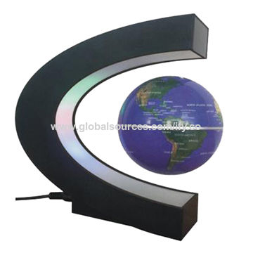 Green Earth Model With Led Lighting