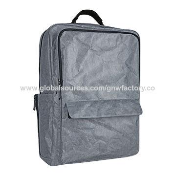 f9ad0c5069 China Polyethylene fibers backpack from Xiamen Manufacturer  Xiamen ...