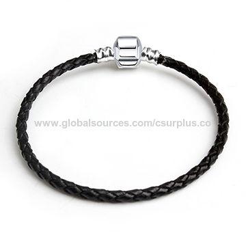 Simple Leather Bracelets China