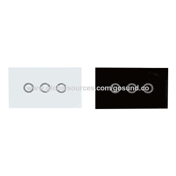 Smart Wifi Light Switches Touch Wall Switch Panel Replace 3