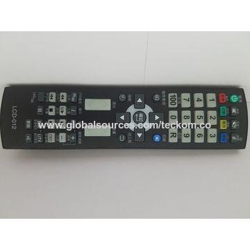 China DVD/TV Remote Control