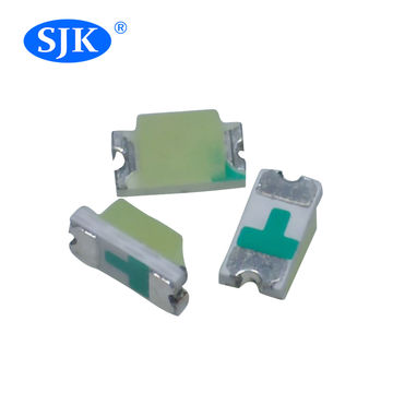 50 x SMD LED TYPE 0603 Green Green