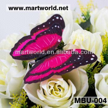 Wholesale emulational butterflies wedding decorationcolorful china wholesale emulational butterflies wedding decorationcolorful artificial butterfly garland junglespirit Choice Image