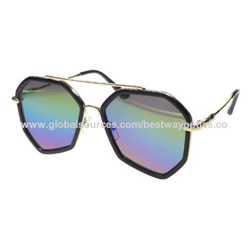 dde117877bd China Latest Sunglasses in Fashionable Design