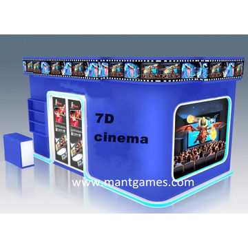 Product Categories > 7D cinema - China 7d Cinema Simulator