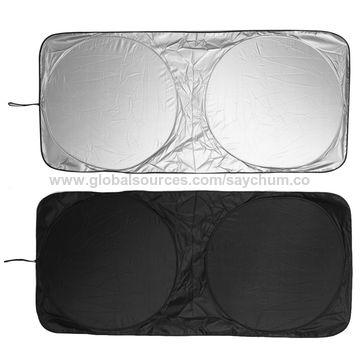 China 150 x 70cm Car Sunshade Front Rear Window Film Windshield Visor Cover UV Protect Reflector
