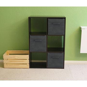 ... China Hot Selling Foldable Storage Cube Basket Bin / Closet Organizer  Drwaers / Fabric Cube Storage ...