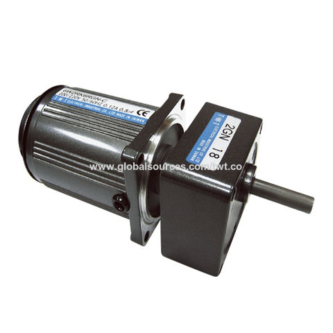 Taiwan Ac Electric Motor With Single Phase Reversible Motors Oem Orders Are Accepted