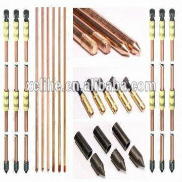 China Copper 0.33mm Sectional Copper Bonded Ground Rod  sc 1 st  Global Sources : sectional ground rod - Sectionals, Sofas & Couches