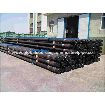 Non-dig drill pipe, OD 60 3-168 3, E75, X95, G105 and S135