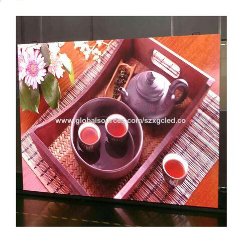 China Good quality LED video wall panel p3 1R1G1B SMD 2121 LED