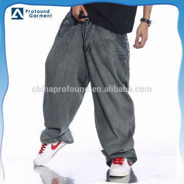 Wholesale hip hop clothing plus size hip hop dance pants for