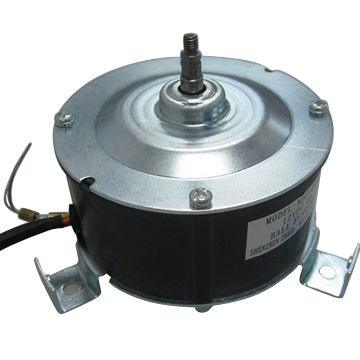 12w Ceiling Fan Brushless Dc Motor 3 Phase 8 Pole
