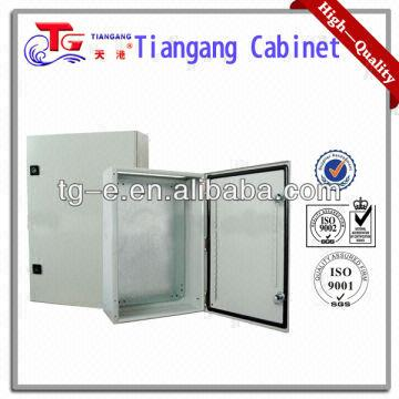 China Outdoor Enclosure Wall Mounted Cabinet Metal Electric