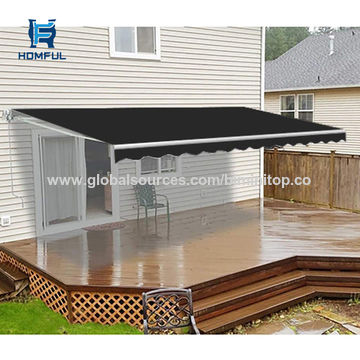 China Patio Awnings Homful Outdoor, Portable Awning For Patio