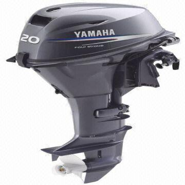 Yamaha Outboard Motor 20HP Remote Operated F20PLR | Global