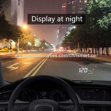 Auto HUD, OBDII head up display, car speed information