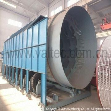 Waste Paper Bales Opening Machine | Global Sources