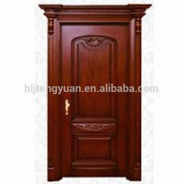 SFGM-07 Cheap Interior Fire Rated Wooden Door | Global Sources