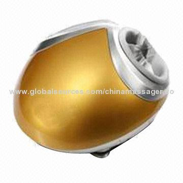 China Foot Massager with Carbon Fiber Heat on Thigh, Eye-catching Beetle Appearance