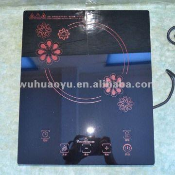 China Small Touch Plate Electric Stove 110v