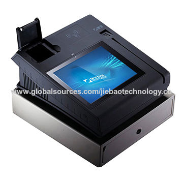 Credit card pos, card swipe machine, android system, 10 inch touch