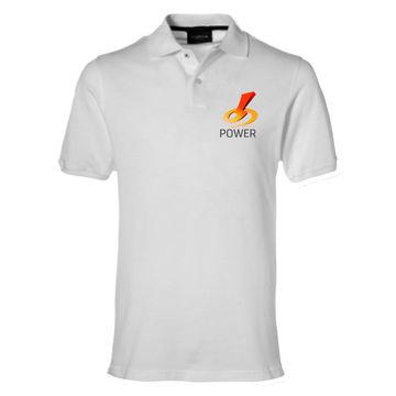 Company Name Logo Printed T Shirts